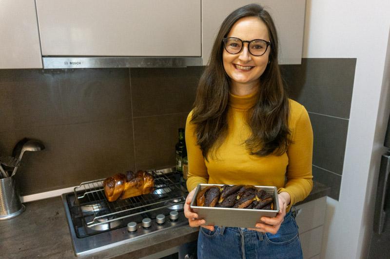 Maggie No Frills Kitchen
