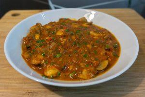 Mushroom Chashushuli (Ostri)