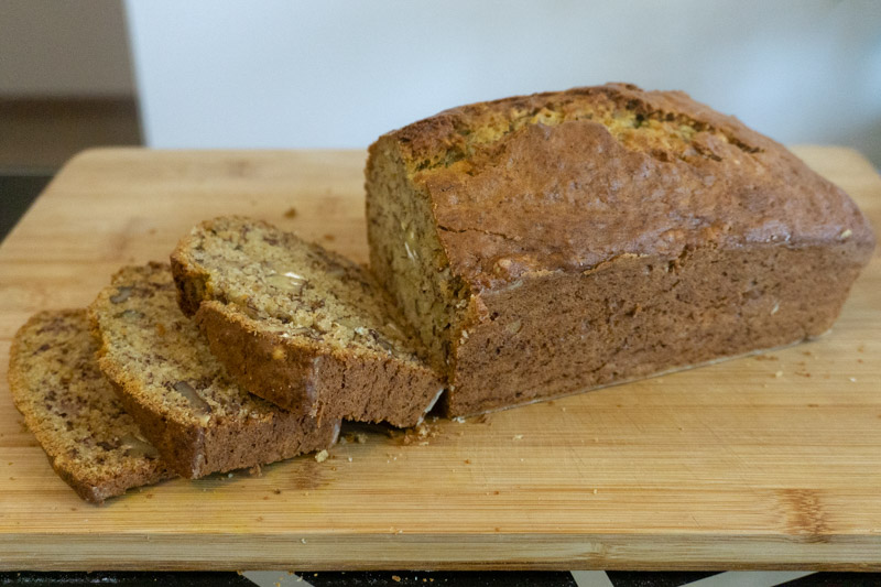 Brown Butter Banana Bread Without Brown Sugar