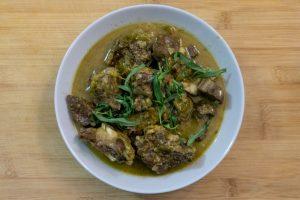 Chakapuli Recipe: Georgian Lamb & Tarragon Stew